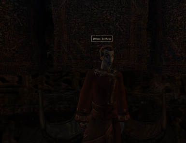 no more vivec face!