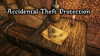 Accidental Theft Protection
