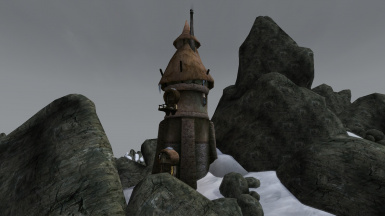 Solstheim Mage Tower Lite for VSW