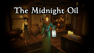 The Midnight Oil - Lighting Overhaul