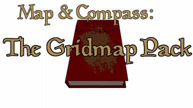 Map and Compass -- The Gridmap Pack