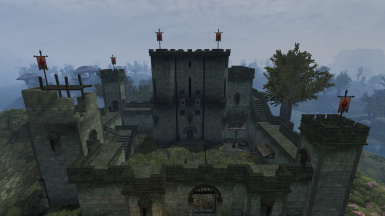 New majestic fort