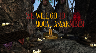 We will go to mount Assarnibibi