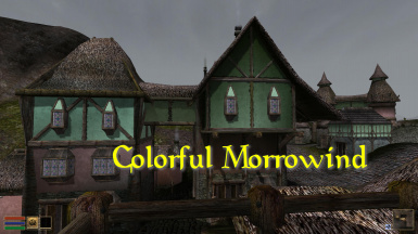 Colorful Morrowind