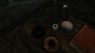 New food and drinks (Ashfall compatible)