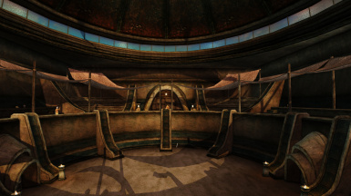 Arena Pit with dynamic lighting
