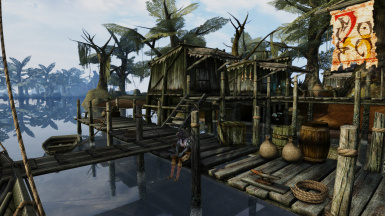 Animated Morrowind has also been expanded to cover some new locations and make use of OAAB assets