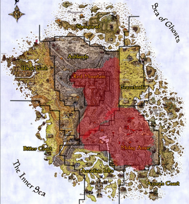In Red is the area, I have not done much checking.