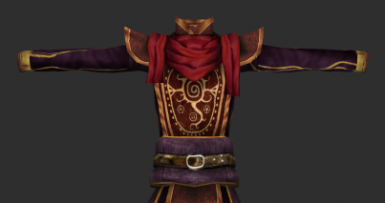 Robe of the Drake's Pride - Recolored
