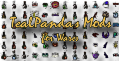 TealPanda's Mods for Ware