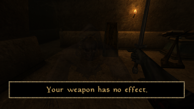 Enchanted Weapon Resistance