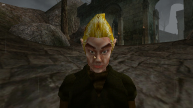 The Adoring Fan but he's in Morrowind now too