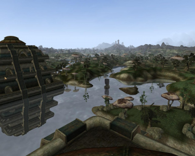 Morrowind Graphics Extender