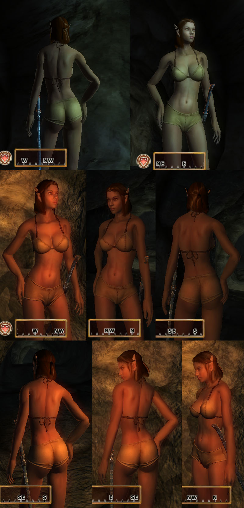 How to install skyrim nude girls nackt image
