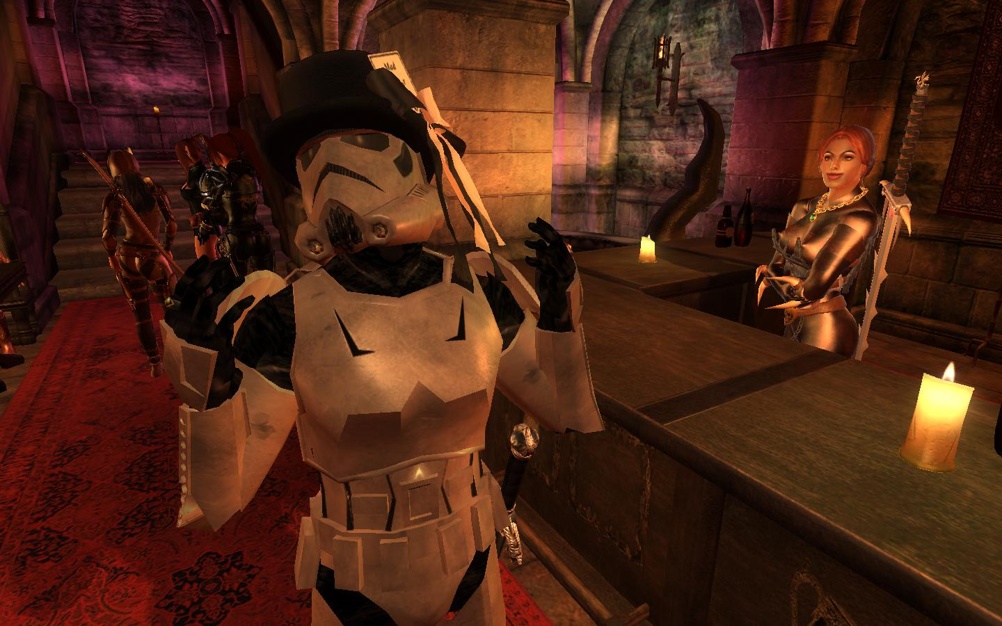 DDDs Storm Trooper Armour at Oblivion Nexus - mods and ...