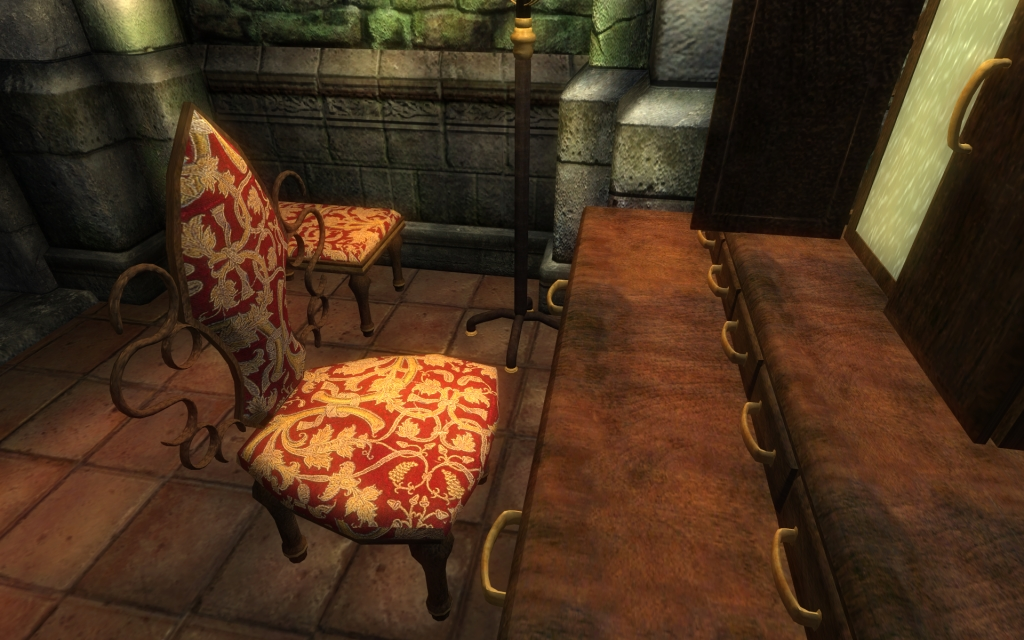 Highland Furniture Set   Modders Resource At Oblivion Nexus   Mods And  Community