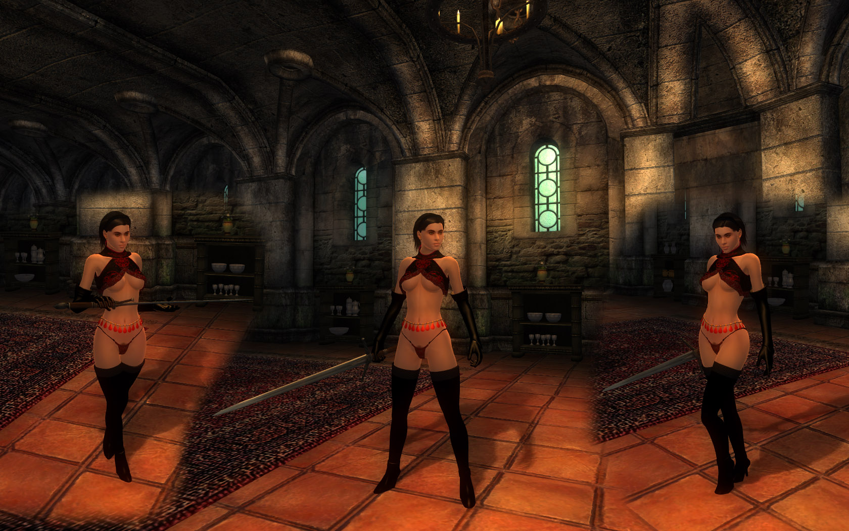 Oblivion slave mod sex galleries