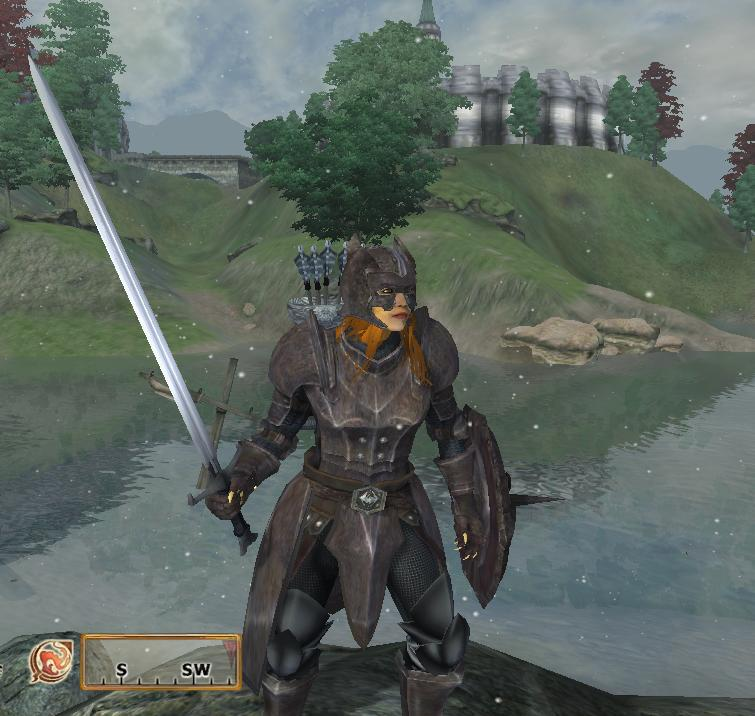 Mithril armour oblivion