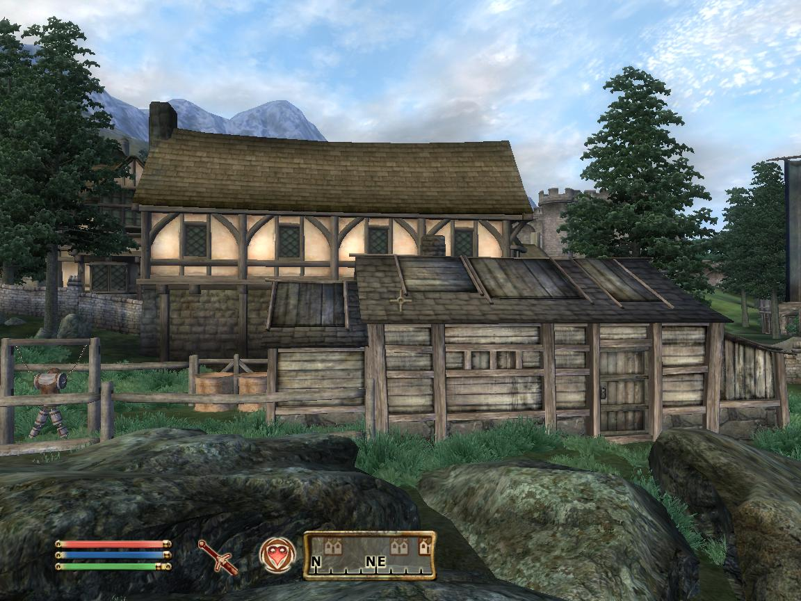 A New House In Chorrol At Oblivion Nexus Mods And Community