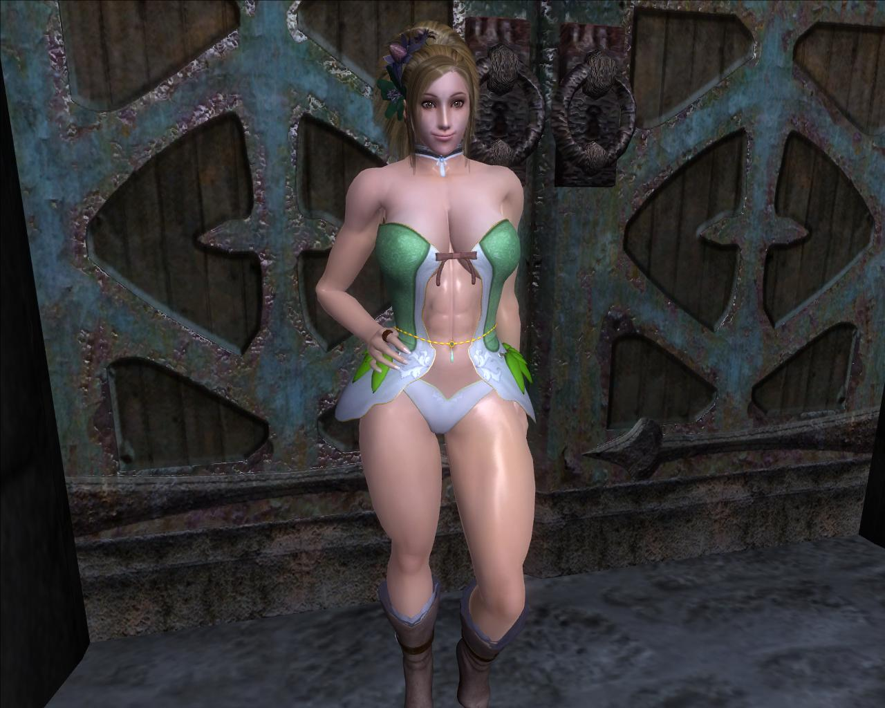 Elder scroll oblivion hg eye candy hardcore scene