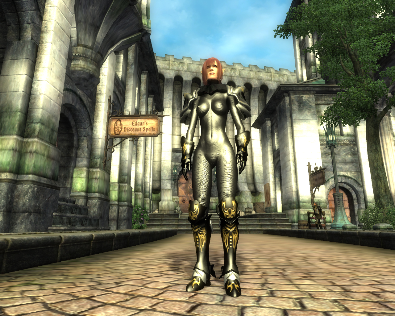Oblivion Mithril Armor – Quotes of the Day