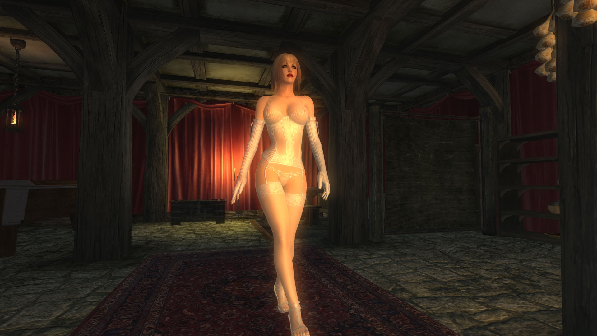 Oblivion adult mod youtube porn scenes