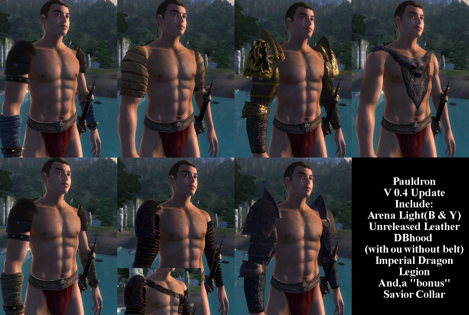 Elder scrolls arena nudity erotic picture