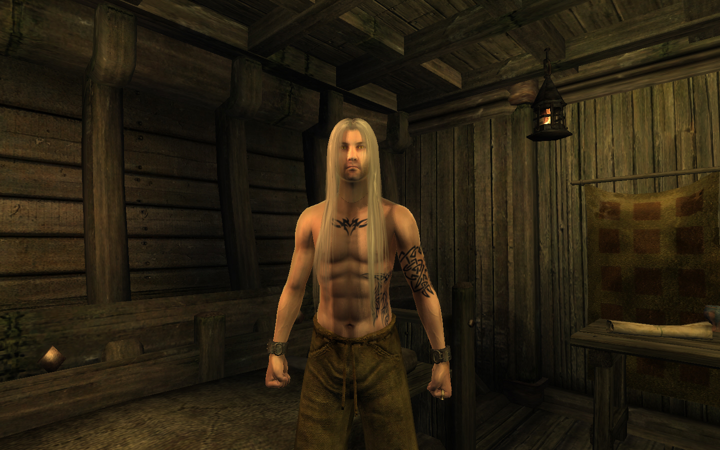 Fable 3 naked skins erotica photo