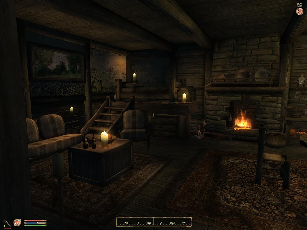 Better Bravil House For Sale At Oblivion Nexus Mods And