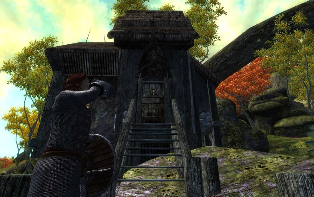 Shivering Isles Highcross House At Oblivion Nexus Mods