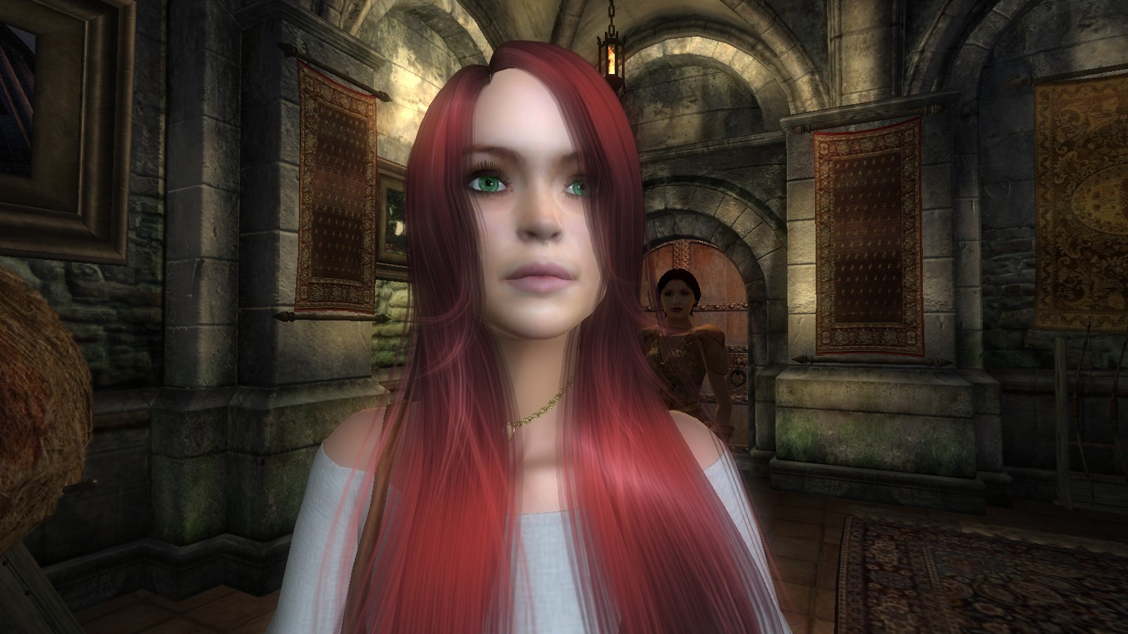 A Lindsay Playable Character at Oblivion Nexus - mods and ...