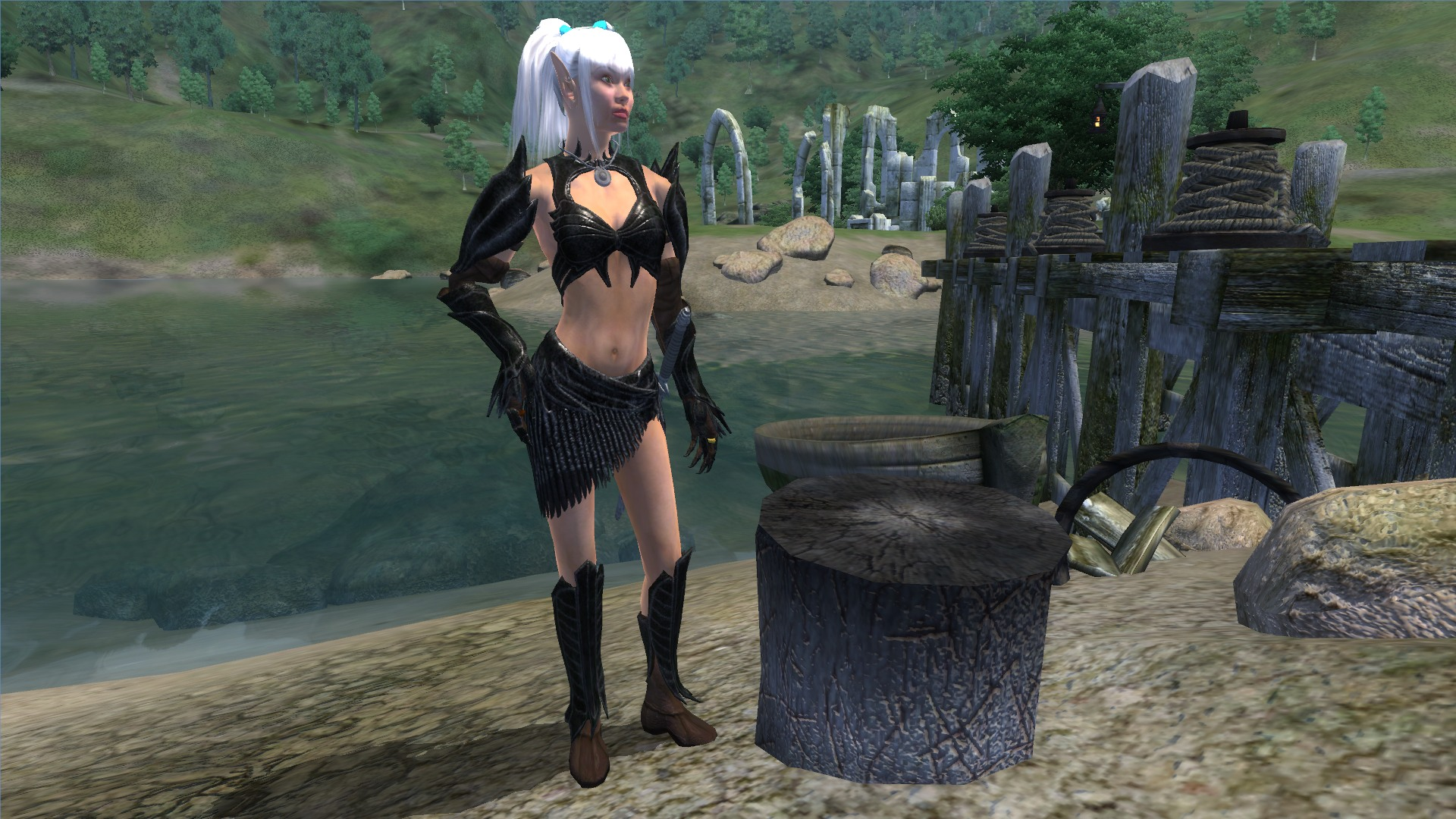 Oblivion elf mods porncraft gallery