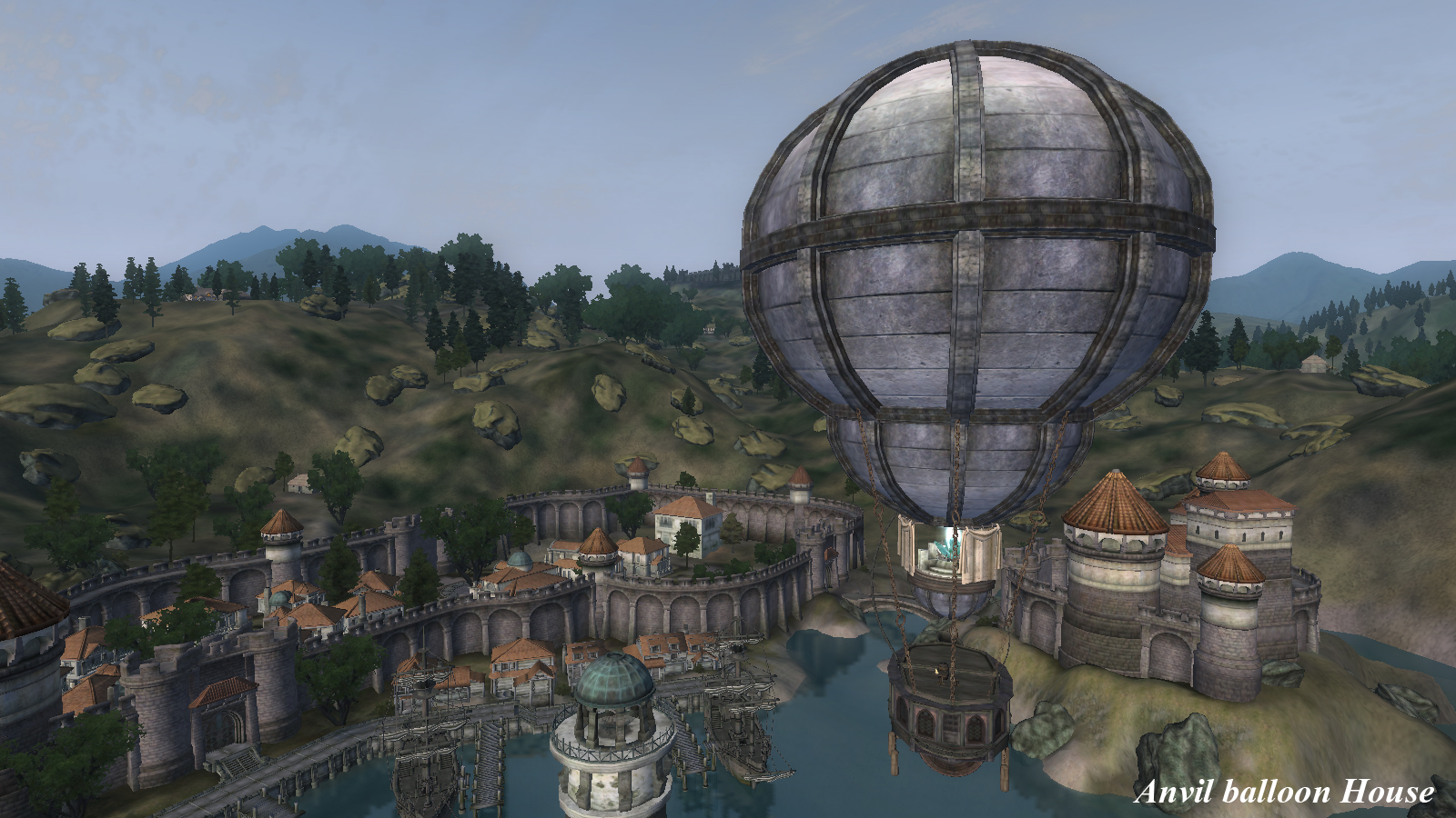 Anvil Balloon House At Oblivion Nexus Mods And Community