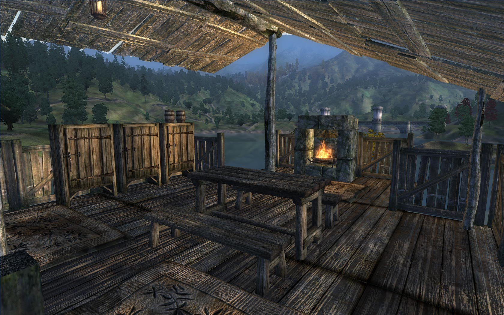 Birch Top Tree House At Oblivion Nexus Mods And Community