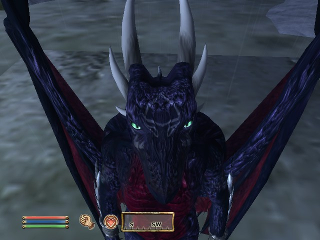 cynder the dragon at oblivion nexus mods and community