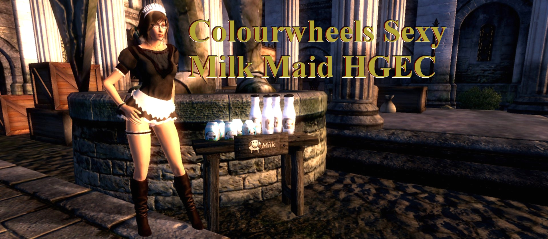Oblivion lovers mod sexy galleries