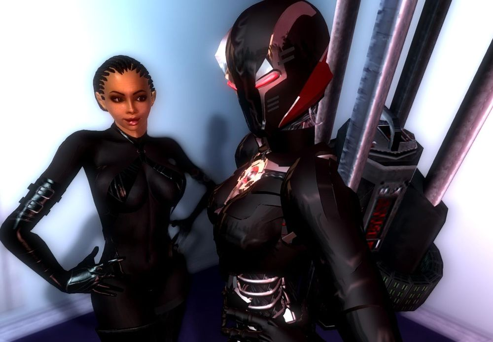 The Valkyrie Cyborgs at Oblivion Nexus - mods and community