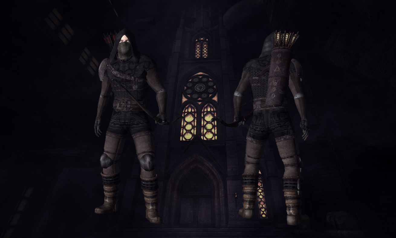 Oblivion best armor for thief