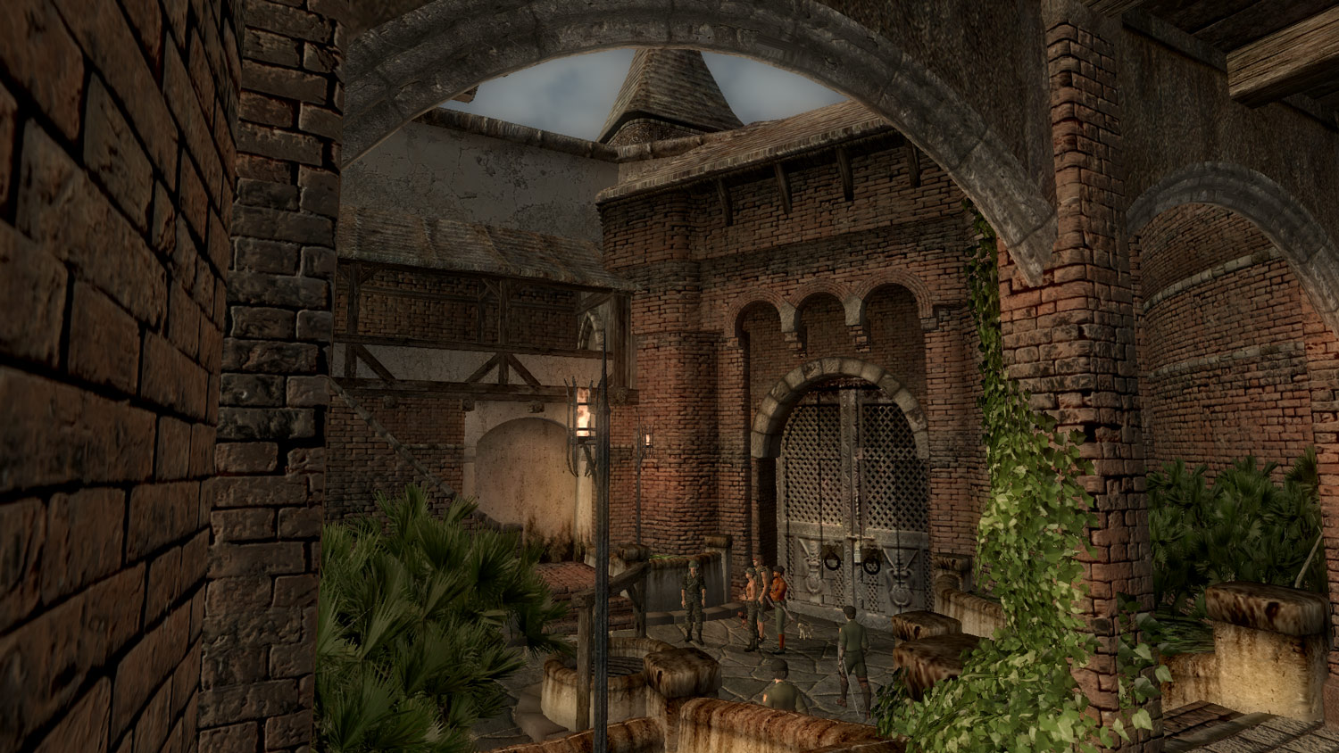 Town Wall Retexture at Oblivion Nexus - mods and community