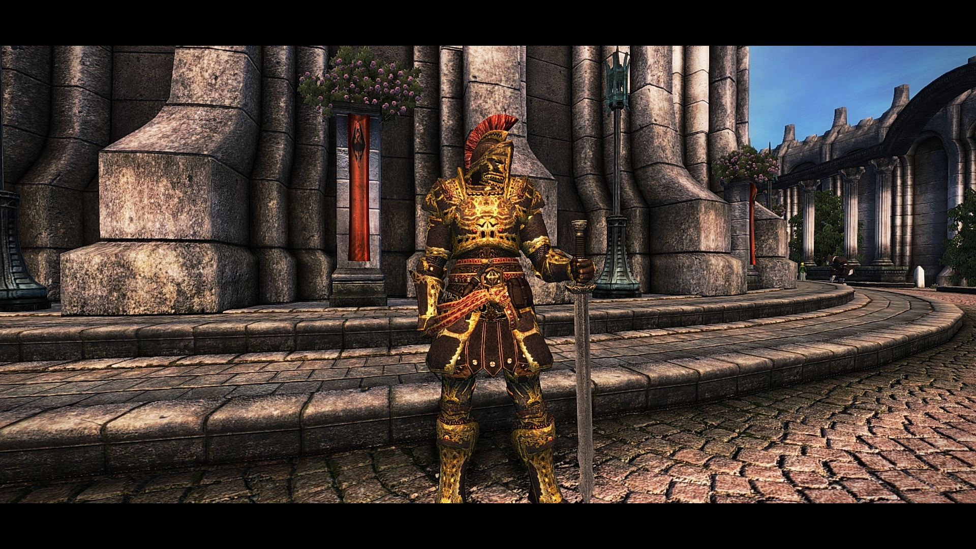 imperial dragon armor reforged at oblivion nexus mods and community