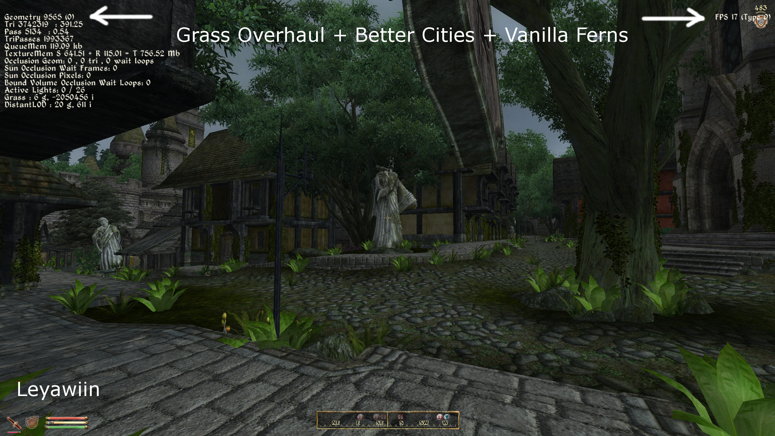 Miscellaneous Patches at Oblivion Nexus - mods and community