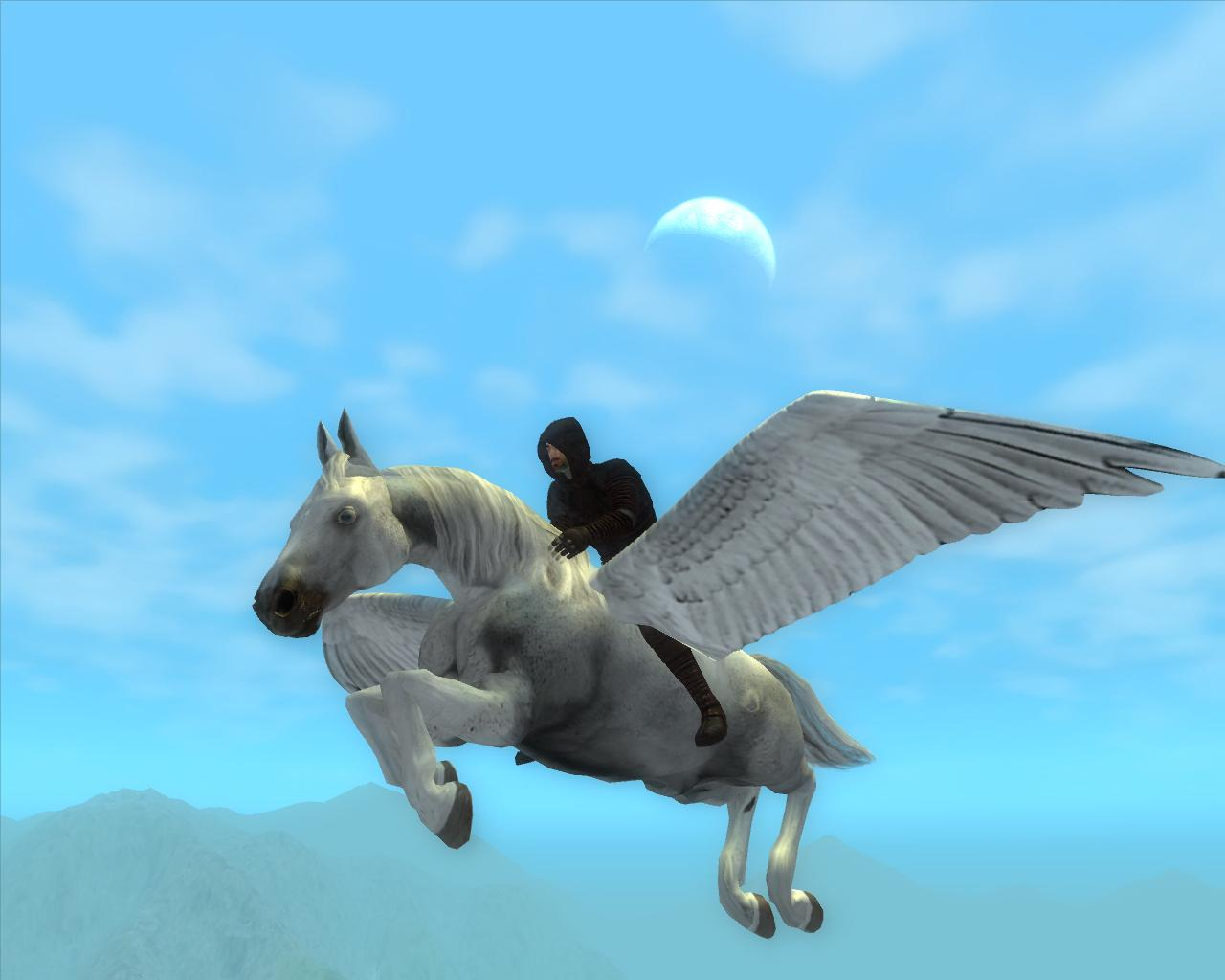 Flying Pegasus Games