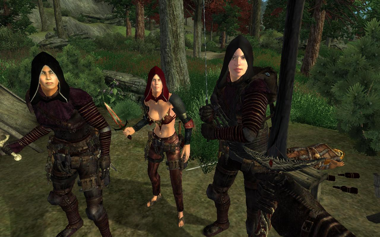 Cursed armor with birthing - Oblivion Adult Mods - LoversLab