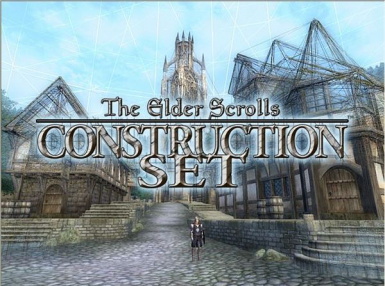 TES4 Construction Set