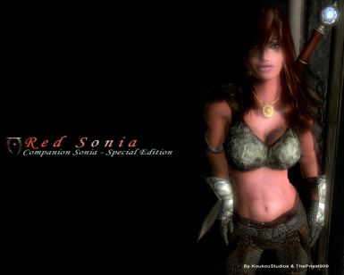 RED SONIA