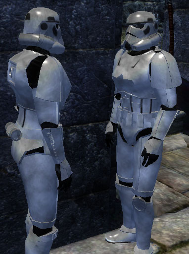 DDDs Storm Trooper Armour