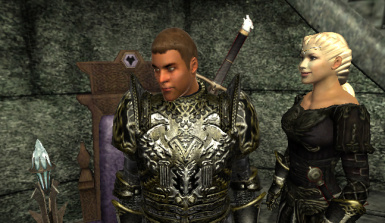 Count of Kvatch with Longclaw