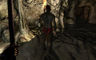 Veyond Cave Argonian 1