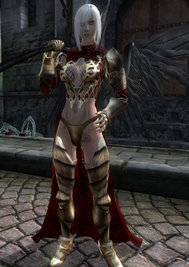 Red Sorceress