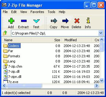 7-Zip Archive Utility at Oblivion Nexus - mods and community